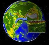 全球30米精度高程三维地形库